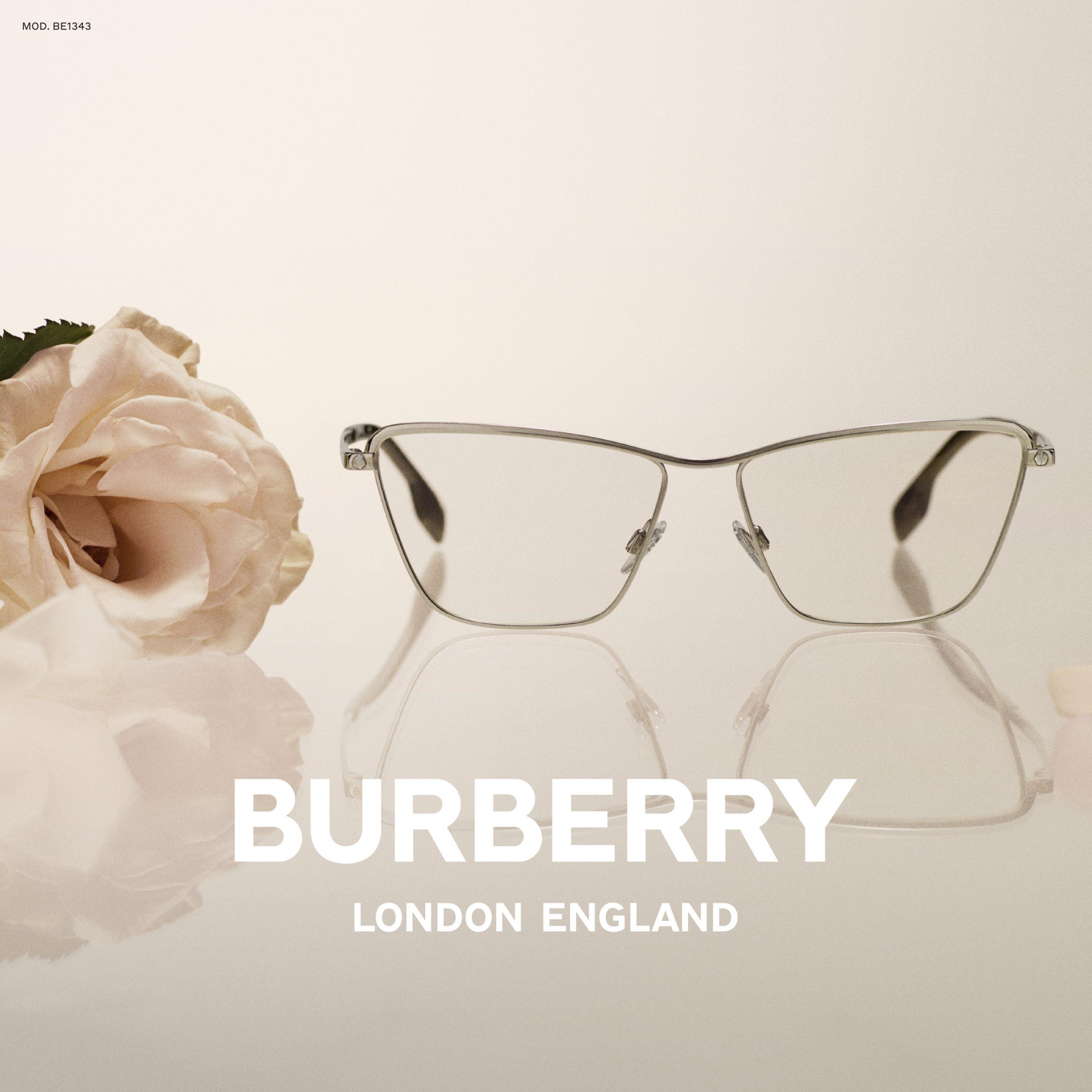 Burberry - New Silver - Ótica Pitosga