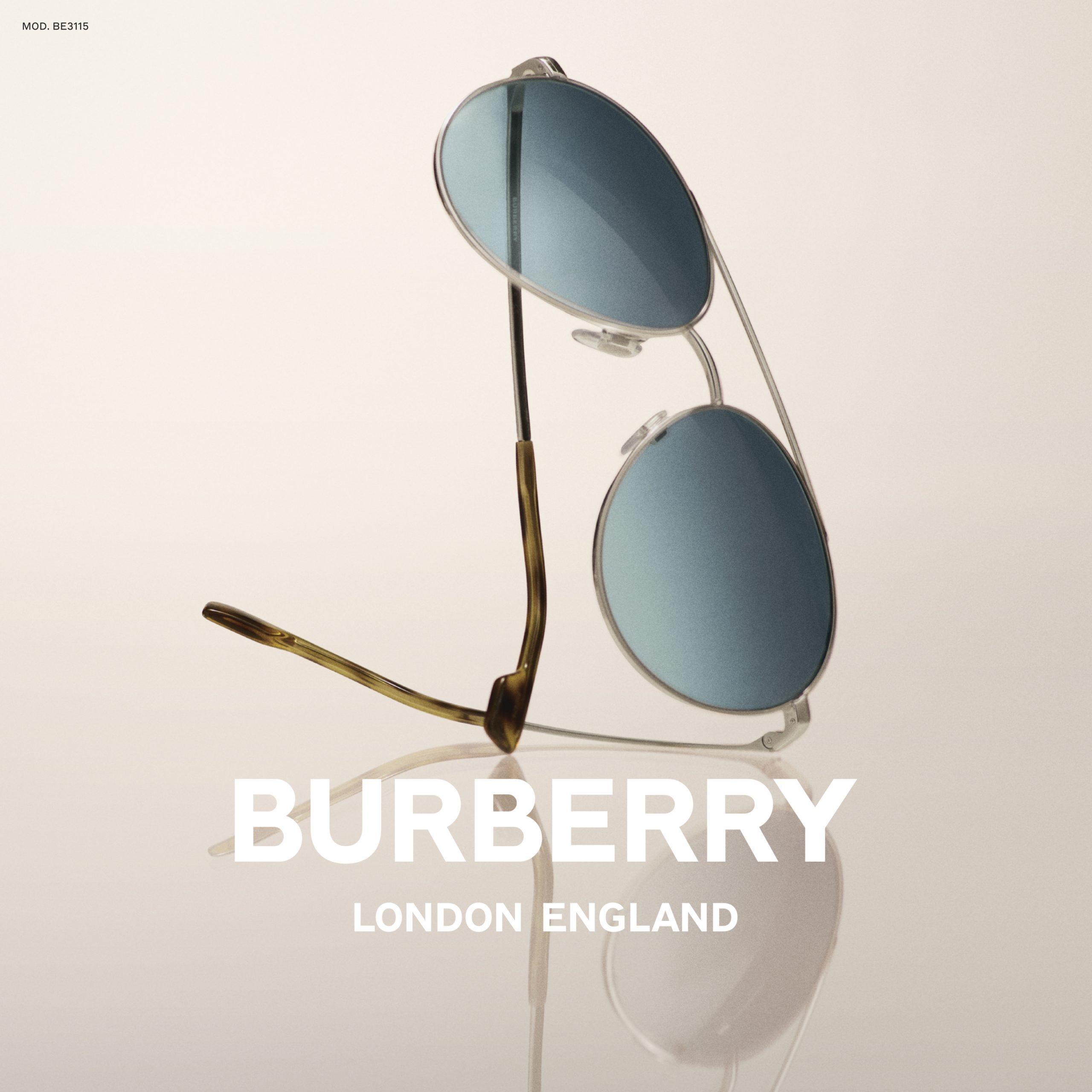 Burberry - Silver - Ótica Pitosga