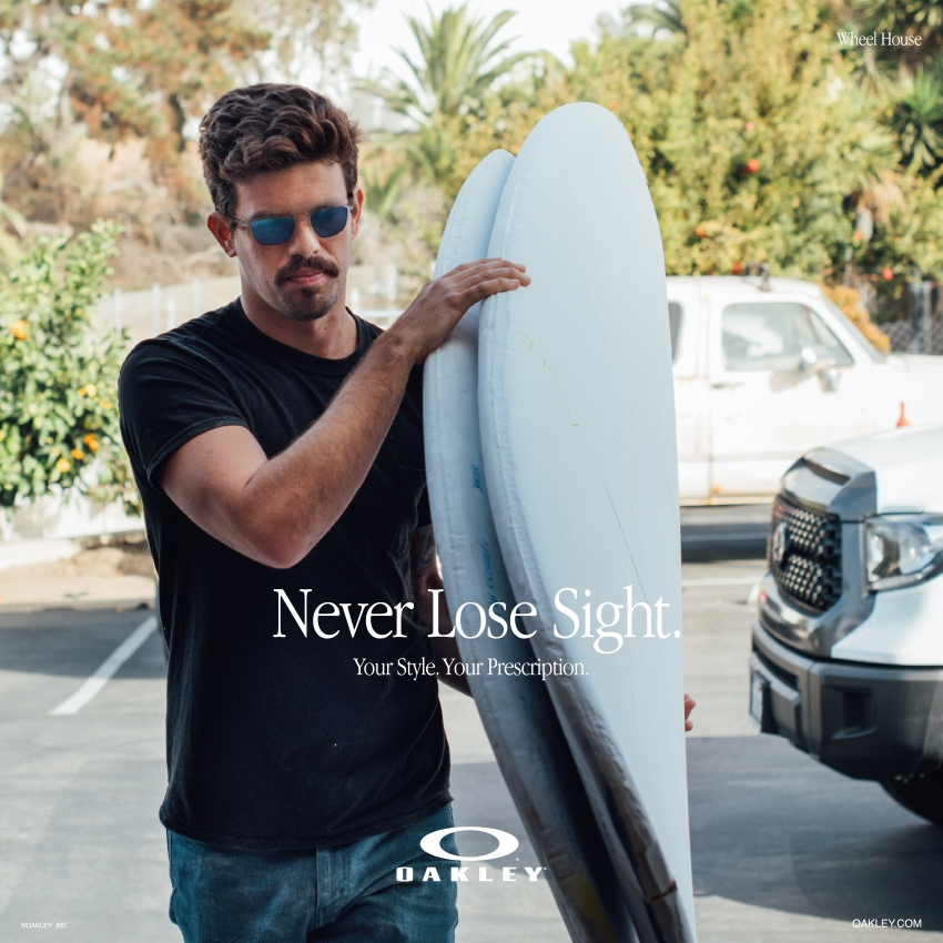 Oakley - Never Lose Sight 2 - Ótica Pitosga