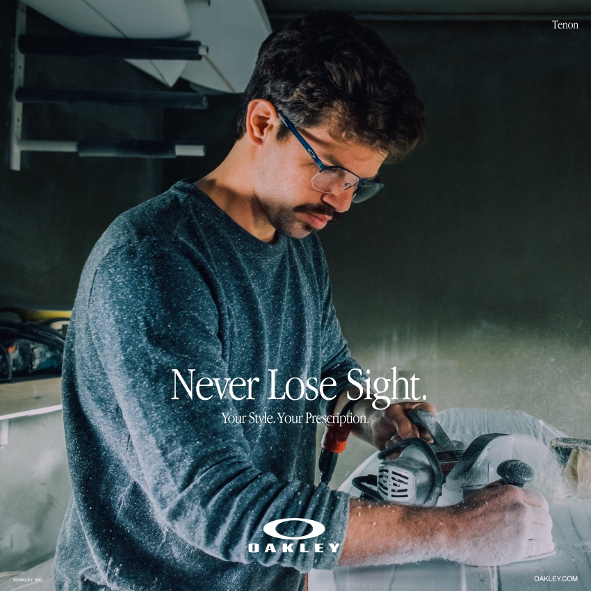 Oakley - Never Lose Sight - Ótica Pitosga