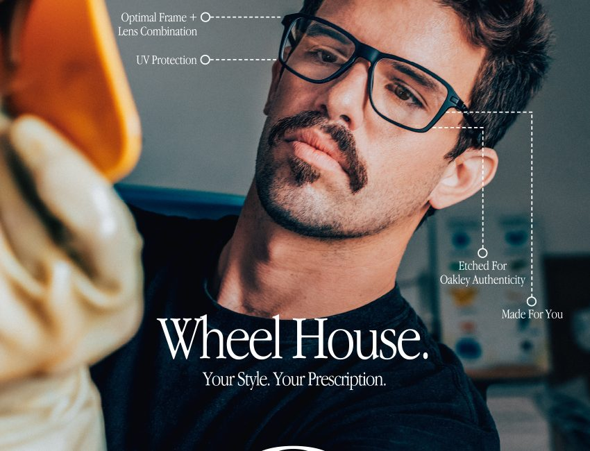 Oakley - Wheel House - Ótica Pitosga