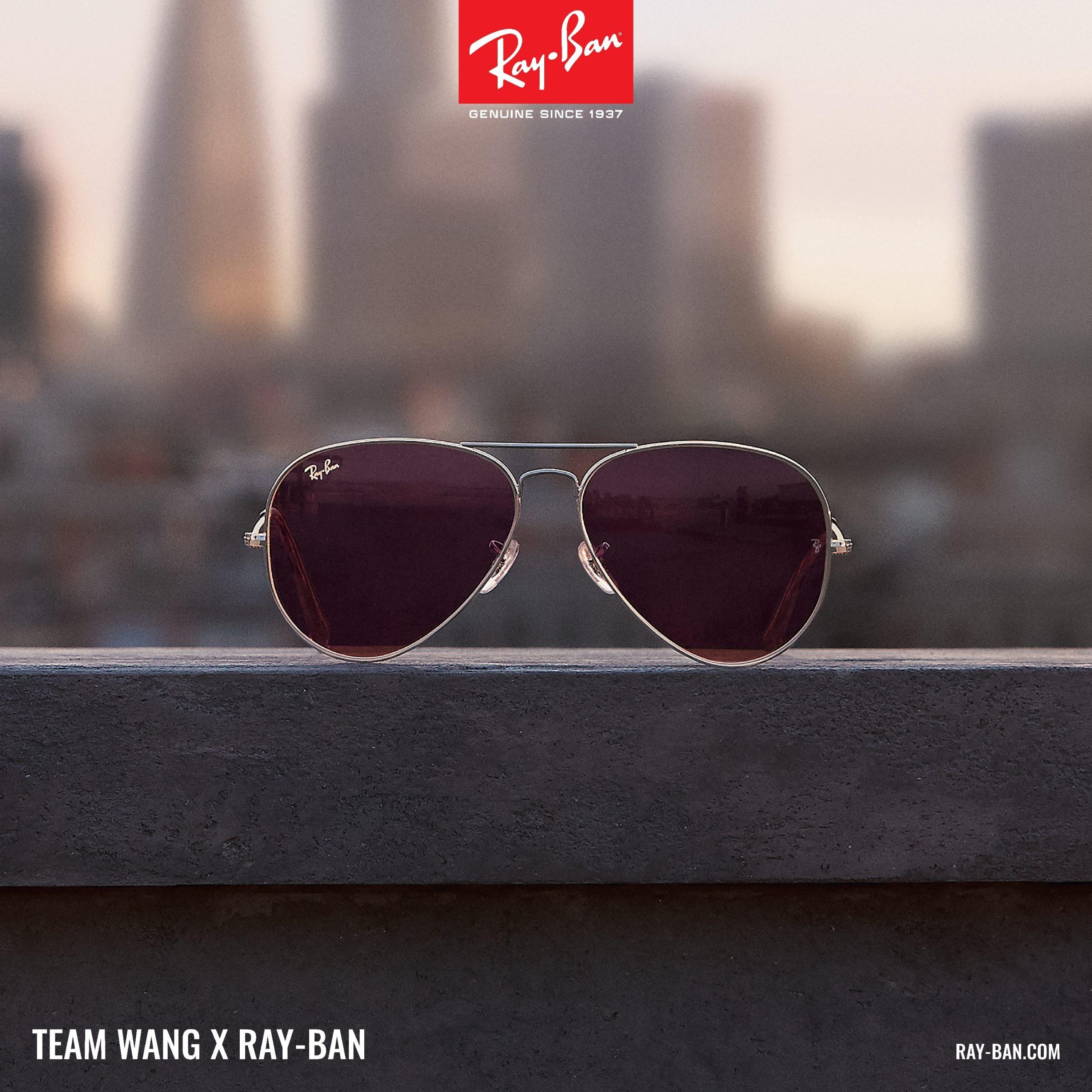 Team Wang X RayBan - Pitosga Óptica