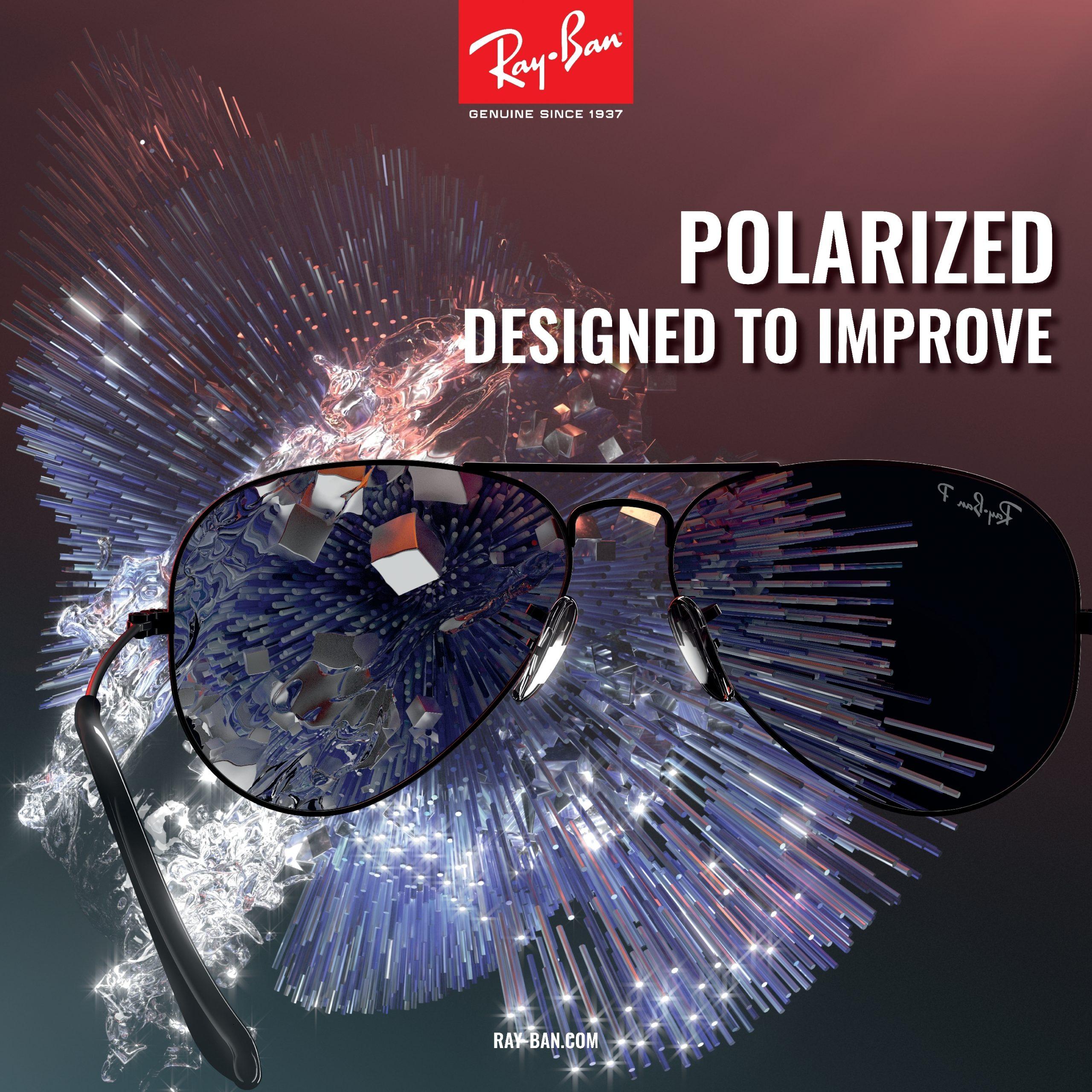 RayBan Polarized - Pitosga Óptica