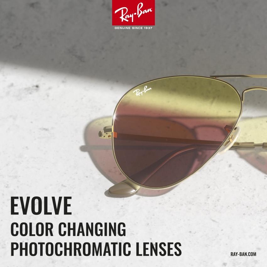EVOLVE - RayBan - Pitosga Óptica