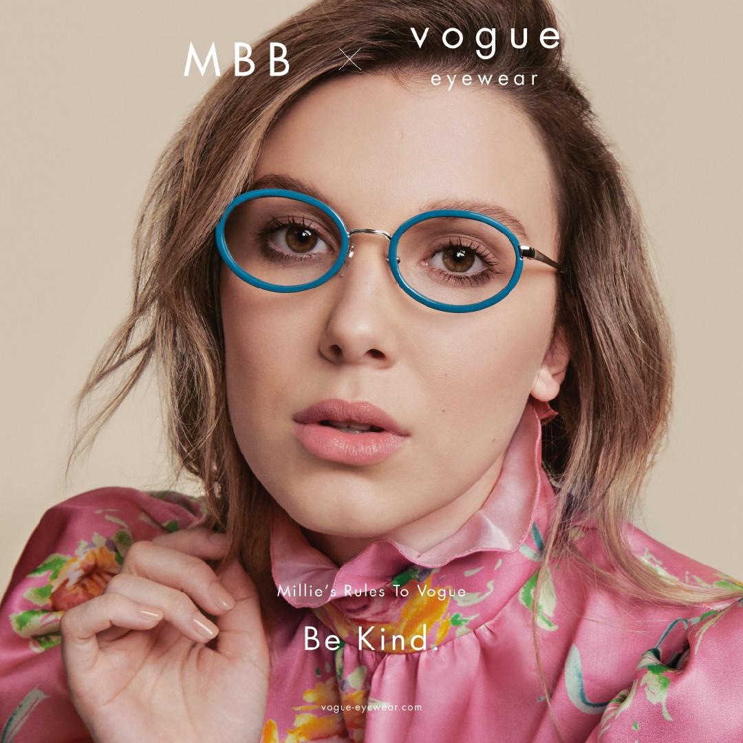 Millie Bobby Brown 2 - Vogue - Pitosga Óptica